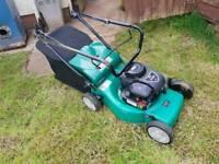 Petrol lawnmower £100