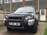 Freelander adventurer TD4