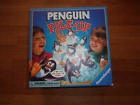 Penguin Pile Up by Ravensburger. Boxed, complete - very good condition - board game