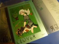 Clover mangas 1 to 4 by Clamp in German