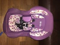 baby weavers childs car seat