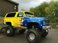 Probably biggest road legal monster truck 4x4