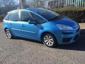 2009 Citroen c4 Picasso 1.6 HDI vtr 1 former keeper*** £2990