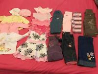 Girls Bundle 3 - 12 months
