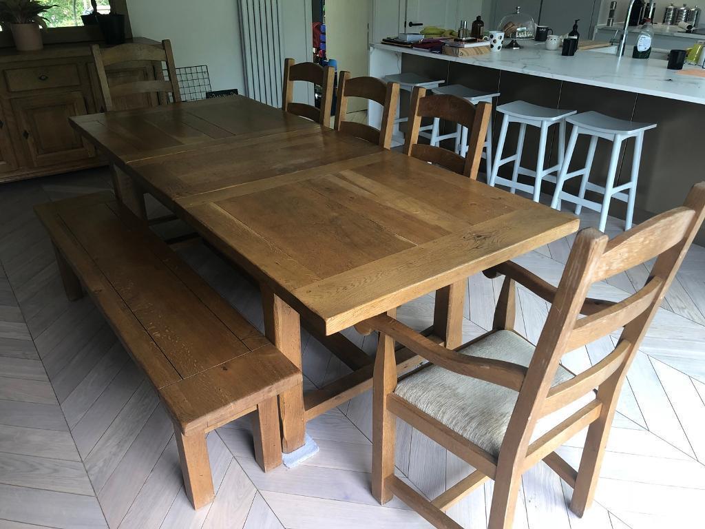 Dining Table Set John Lewis Oak