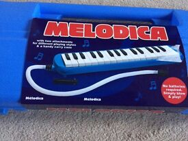 Melodic a toy piano