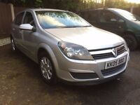 Vauxhall/ Opel Astra 1.7 CDTi Diesel , 5 month MOT, Just got full service, ready to drive away