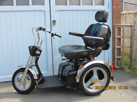 TGA mobility trike