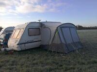 Westfield lightweight 350 Caravan porch awning