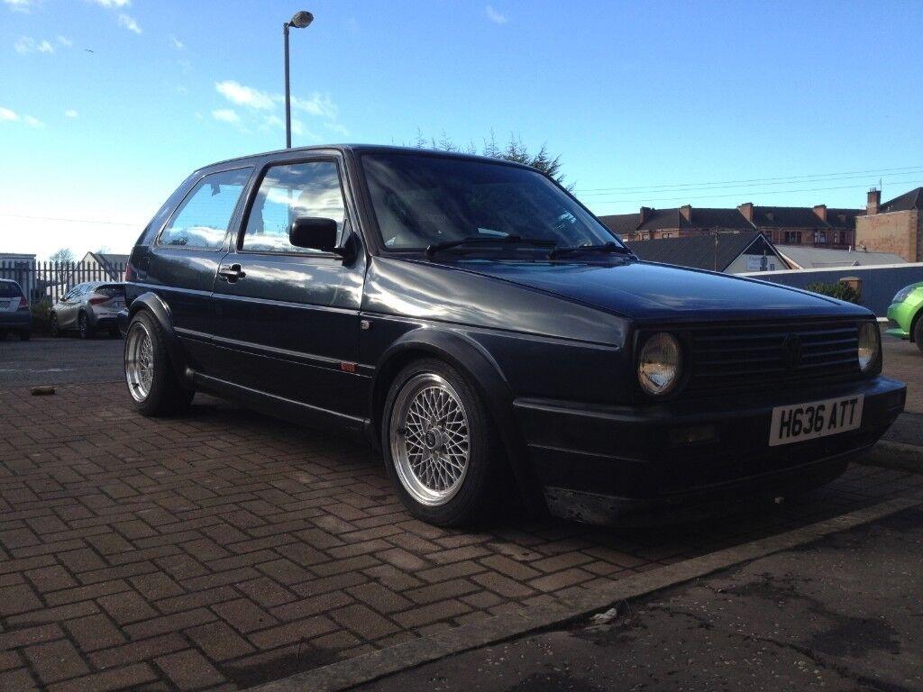 Golf mk2 Gti 1 8 20v turbo | in West End, Glasgow | Gumtree