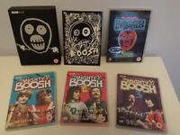 Mighty Boosh DVDs