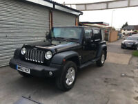 JEEP WRANGLER V6 2013 3.6 LITRE PATROL MANUAL CONVERTABLE HARD TOP NOT MERCEDES , PRIUS , HONDA