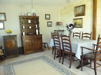 house for sale in pretty south charente.france, village 5 min from market town with all amenities