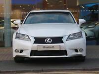 Lexus GS 450H PREMIER (white) 2013-07-31