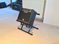 Quiklok BS- 317 Low Profile Amp Stand
