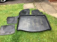 Boot liner Ford Focus