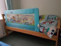 150 cm bedguard