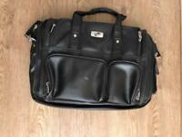 American Tourister leather bag