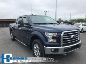 2017 Ford F-150 XTR **CAMERA, MARCHE-PIEDS + WOW**