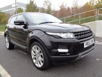 2012 LAND ROVER EVOQUE PURE TECH SD4 AUTOMATIC DIESEL 2.2,3 MONTHS WARRANTY , CATD REPAIRED