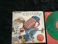 """12"""" collectors record police and thieves vgc cover a bit tatty £10"""