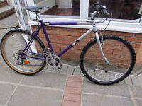 Xtreme 120X 21 Speed Mountain Bike / Road Bike Hybrid - Mens or Ladies Unisex Bicycle