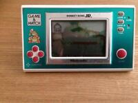 Nintendo Handheld Donkey Kong Jnr Game