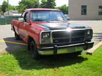 1991 Dodge Power Ram 1500 Camionnette