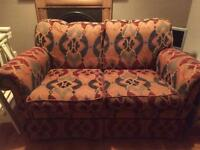 Sofa - 2-seater Parker Knoll x 2