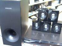 SAMSUNG 5.1 SURROUND SOUND SYSTEM, HAS REMOTE, FULL 6 MONTHS WARRANTY