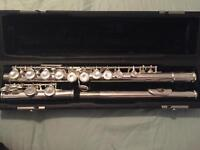 Flute for sale or trade for clairnet