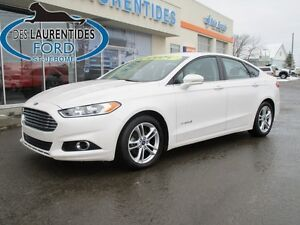 2016 Ford Fusion SE/HYBRIDE/1ier VERSEMENT AVRIL