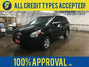 2010 Nissan Rogue S*CVT*CRUISE*CLIMATE CONTROL*POWER WINDOWS LOC