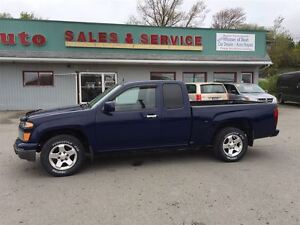 2010 Chevrolet Colorado LT w/1SA