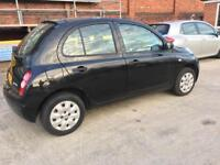 56 REG NISSAN MICRA 1.2 5DOOR , LONG MOT, 56K MILES, FSH, EXCELLENT CONDITION
