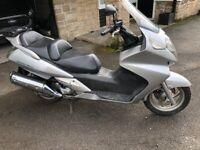 Honda Silver Wing 600cc 2001