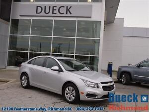 2016 Chevrolet Cruze LT w/1LT  Accident Free, Local. . .