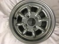 Classic Mini Alloy Wheels 12 inch