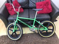 Retro skyway bmx bike replica