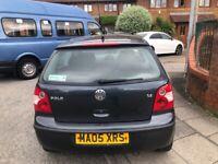 Volkswagen, POLO, Hatchback, 2005, Manual, 1390 (cc), 3 doors