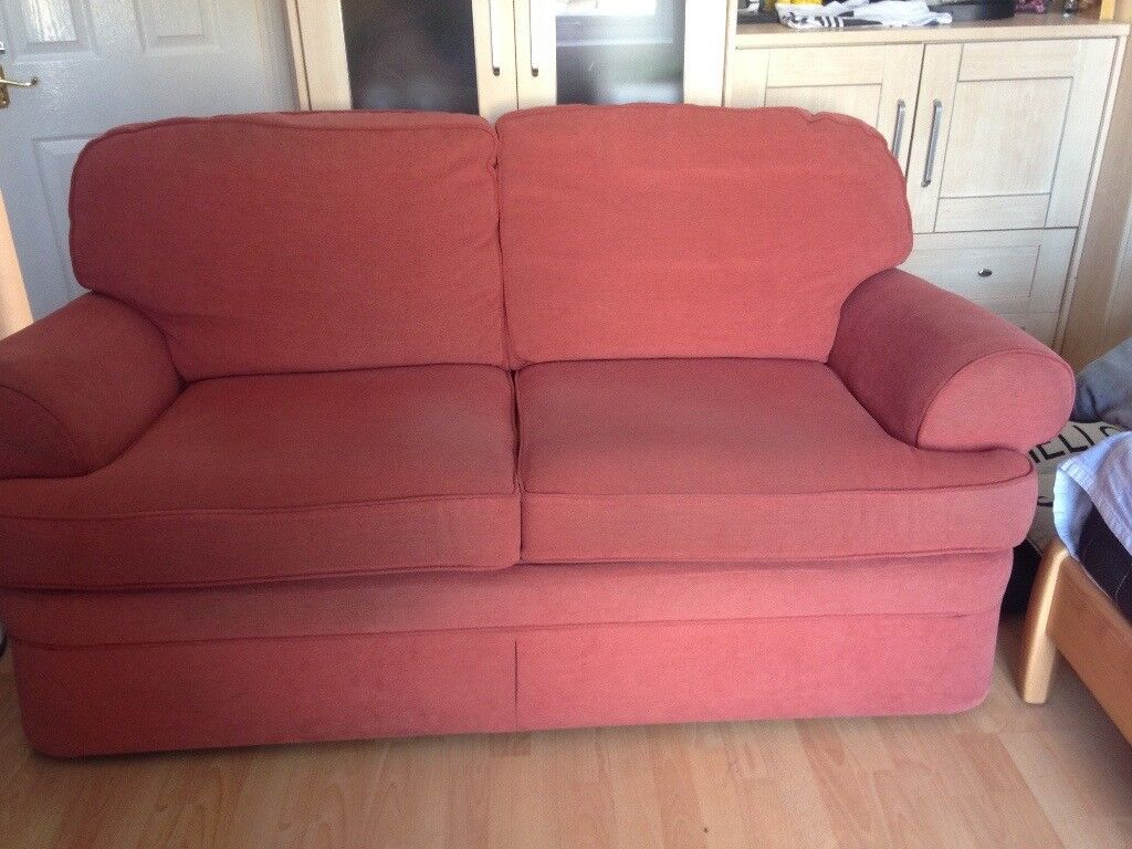 Sofa Bed Marks And Spencer S Terracotta Colour In Morley