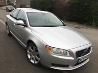 57 plate Volvo S80 D5 SE Sport with Full service history