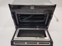Neff C17MR02N0B Built In Combi Microwave - Stainless Steel