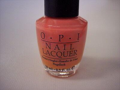 Opi Apricotcha Cheating Nail Polish  V09