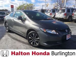 2013 Honda Civic Coupe LX|ACCIDENT FREE