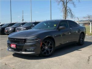 2017 Dodge Charger SXT**RALLYE GROUP**SUNROOF**8.4 TOUCHSCREEN**