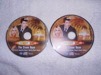 Doctor Who /The Stone Rose/The Ressurection Casket CD audio books