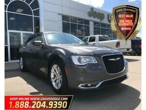 2015 Chrysler 300 Touring| Leather| Sunroof| AUX