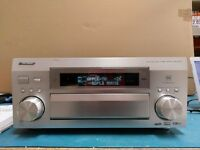 Pioneer Audio/Video Multi-Channel Receiver VSX-D2011 - Silver