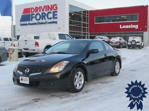 2008 Nissan Altima 2.5 S Front Wheel Drive - 90,123 KM, 2.5L Gas
